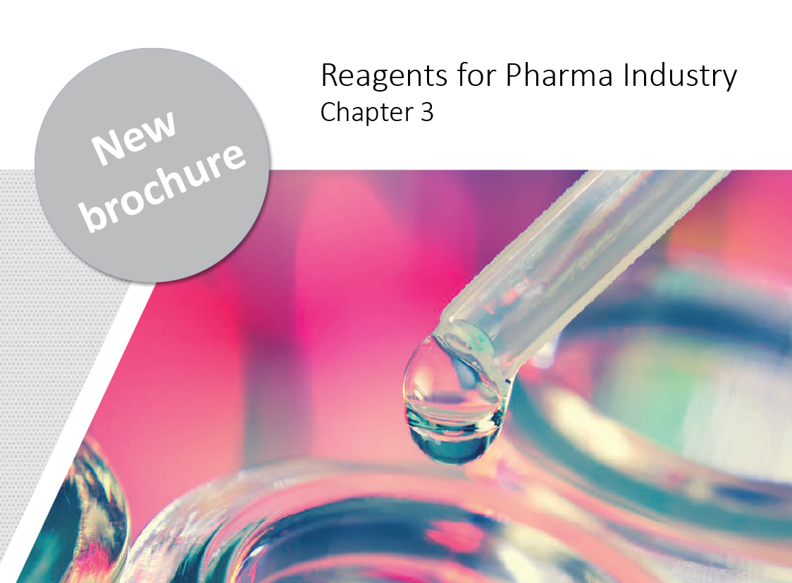 Reagents for Pharma Industry brochure